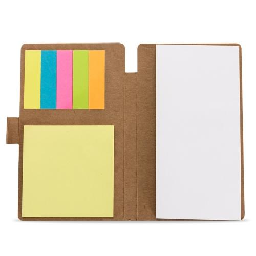 Bloco de Anota��es com Post-it
